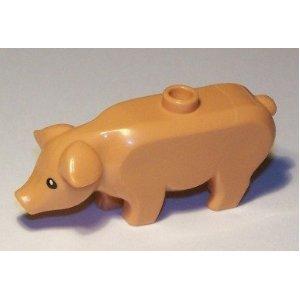 LEGO City - 1 Schwein für den Bauernhof