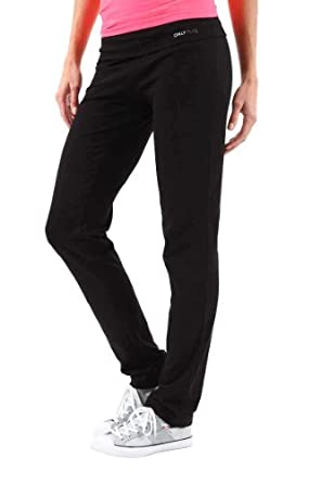 Only Play women track pants Play Fold Jazz Pants Slim Fit 15066129 Black L