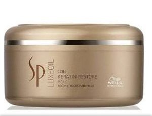 Wella SP Luxe Oil Keratin Boost Restore Mask - 150ml