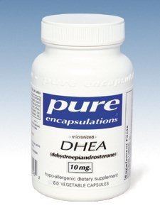 Pure Encapsulations DHEA 10 mg - 180 capsules