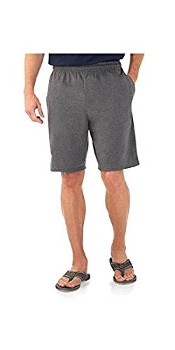 fruit-of-the-loom-mens-jersey-short-4xl-charcoal-heather