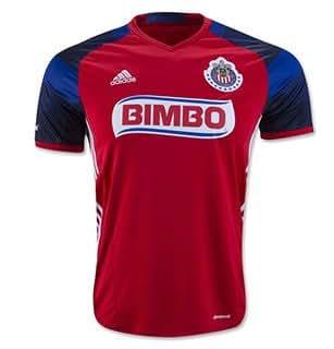 Amazon.com: Chivas de Guadalajara Home Adidas Soccer Jersey Third Kit