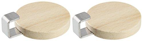 fackelmann-ganci-adesivi-tondi-in-legno-ad-1-posto-marrone