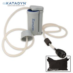 Katadyn Hiker Microfilter Waterfilter -- 1 Filter