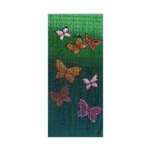 KITCHEN CURTAIN WITH BUTTERFLY - KITCHEN DESIGN PHOTOS