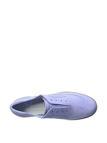 pictures of Timberland Womens Millway Laceless Oxford Shoes (8, Perriwinkle)