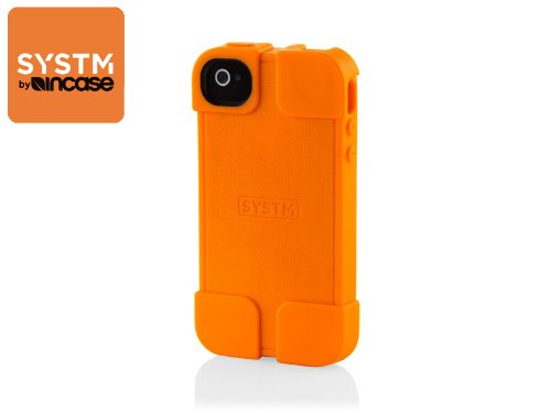 (システムバイインケース)SYSTM by INCASE HAMMER ORANGE IPHONE44S 10011 (iphone4&4S用, HAMMER(ORANGE))
