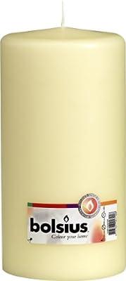 Bolsius Outdoorindoor Pillar Candle 200x100mm - Ivory from Ivyline