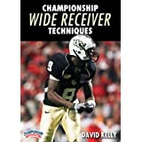 David Kelly: Championshp Wide Receiver Techniques (DVD) by Championship Productions