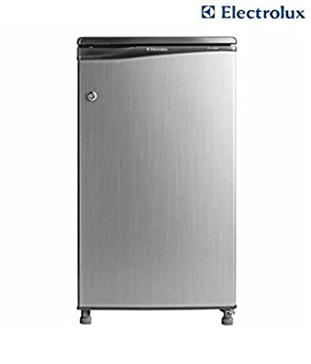 Electrolux EC090P Direct-cool Single-door Refrigerator (80 Ltrs, Silver Hairline )