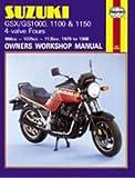 Suzuki GS1000 & GSX1100ES Katana 1979-1988 Haynes Manual