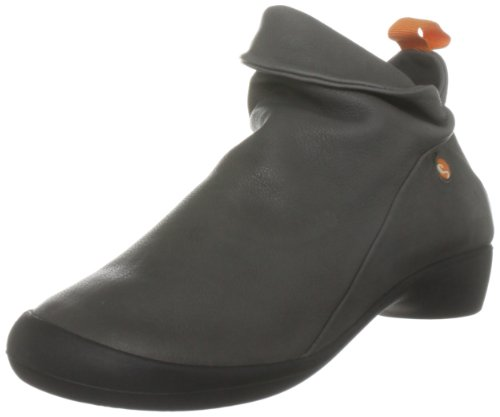 Softinos Women's Farah Grey Ankle Boots P900085061 3 UK