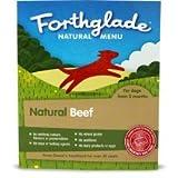 Forthglade Natural Menu Beef (18 x 395g)