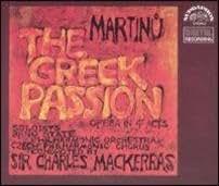 Martinu - The Greek Passion