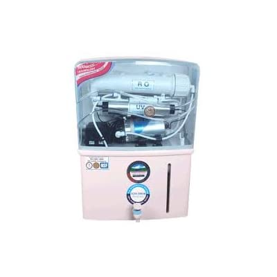 AquaFresh Water Purifier RO + UV + UF + TDS CONTROL ,White