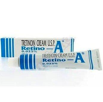 Tretinoin Cream 0.025% Generic