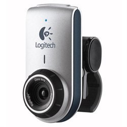 Logitech Quickcam Deluxe For Notebooks 1.3Mp (Interpolated) Usb 2.0 Webcam W/Built-In Microphone & Lcd Laptop Clip-On