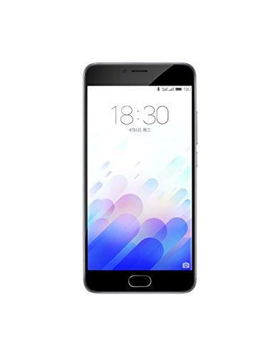 """Smartphone Meizu M3 Note - 4G - 5.5"""" - 3Gb RAM - 32Gb ROM Gris"""