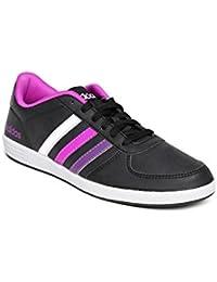 Adidas NEO Women Black Baseline VS Sneakers