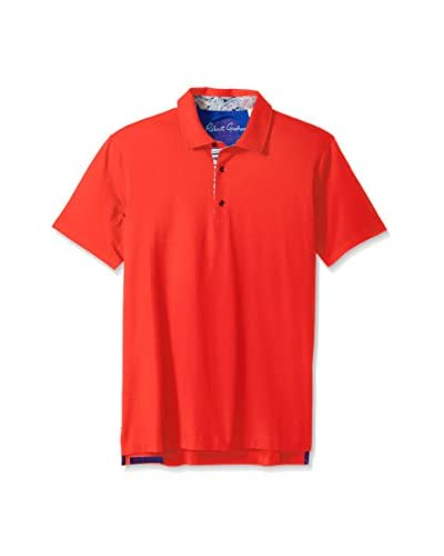 Robert Graham Men's Stoked Short Sleeve Polo