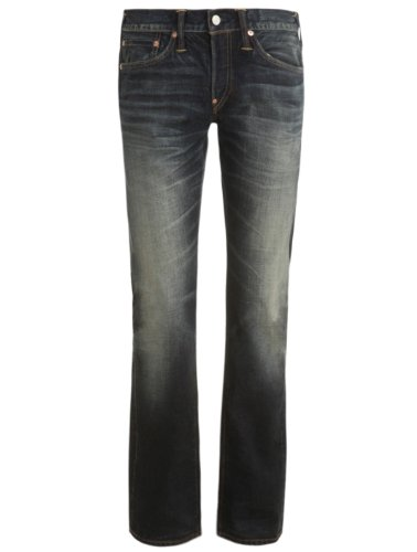 Jeans Men's Main Straight Plymouth Jeans Evisu W40 Men's