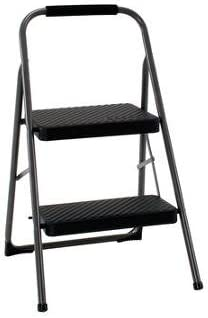 Cosco Folding 2 Step Steel Stool
