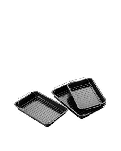 Premier Housewares koffiebrander set van 3 zwart