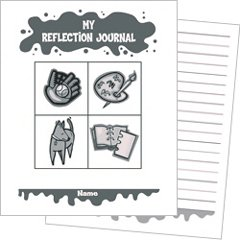 Buy MY SCIENCE REFLECTION JOURNAL EACH
