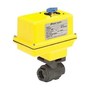 Ball Valve, Electric Actuated, 1 In