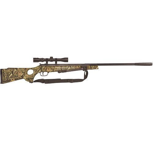 Winchester Model 1400CS .177 Caliber Break-Barrel Air Rifle with Scope/Bi-Pod/Sling, Mossy Oak (Pellet Gun Rifle 1400 Fps compare prices)