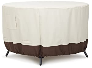 Strathwood Round Dining Table Furniture Cover 48-inch by Strathwood