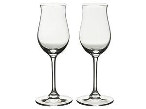 Riedel Vinum Cognac Glasses 6 Stems | 416 7, #6987 by Riedel