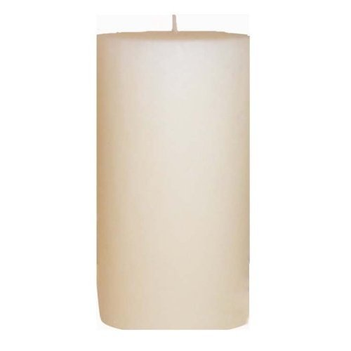 Root Timberline 3-Inch-by-6-Inch Scented Pillar Candle, French Vanilla, Pack of 2