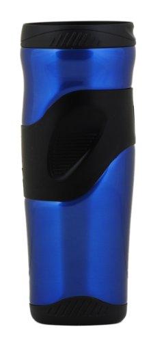Thermos 16Oz Raya Travel Mug, Blue front-879066
