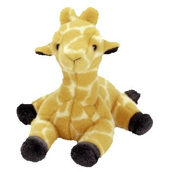 TY Beanie Buddy - TWIGS the Giraffe - ( Rare! - 1st Buddy to Retire )