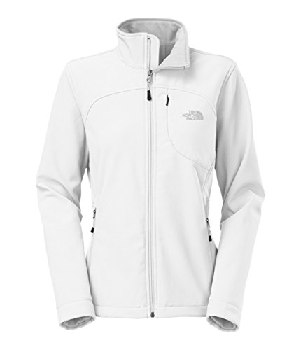 The North Face Apex Bionic Jacket - Women's TNF White Large (White Face)