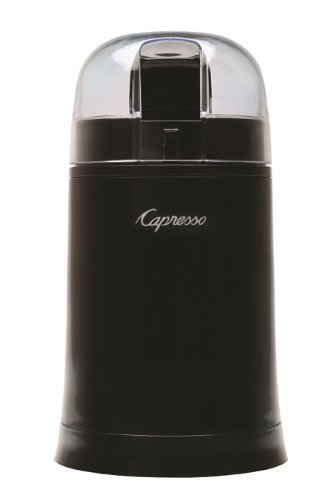 Capresso 505.01 Cool Grind Coffee/Spice Grinder, Black back-620229