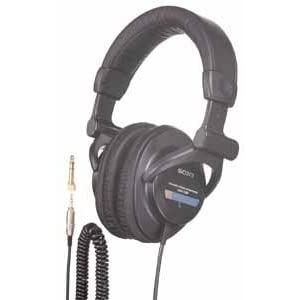 Sony MDR-7509 Professional Studio Monitor Stereo Headphone MDR-7509