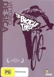 Ladrón de bicicletas / The Bicycle Thief ( Ladri di biciclette ) ( Bicycle Thieves ) [ Origen Australiano, Ningun Idioma Espanol ]