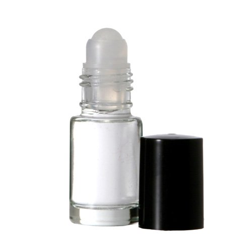 Mini Roll on Refillable Glass Perfume Bottle
