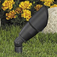 Vista Pro Up And Accent Landscape Lighting Gr 2216 Black