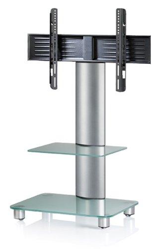 Meubles tv vcm tosal meuble colonne avec pied etag re en - Meuble tv avec colonne ...