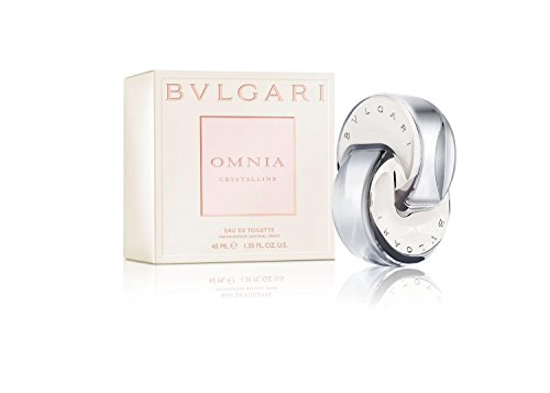 Bvlgari Omnia Crystalline Eau de Toilette, Donna, 40 ml