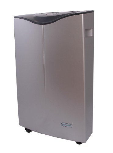 NewAir AC-14000E 14,000 BTU Portable Air Conditioner With R410A Refrigerant