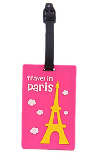 Demarkt Travel Luggage Tag Identifier Bag Tag Name Badge Travel Accessories