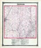 nilwood township Nilwood Township, Linn Grove Branch, Harris Creek, Macoupin Count.