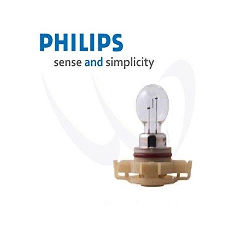 Philips Psx24W X 1 Light Bulb 12276 C1 12V 24W Pg20/7 Oem Dot , Pack Of 2