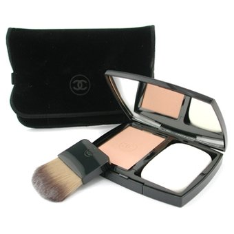 Chanel VITALUMIERE Eclat comfort radiance compact makeup SPF10 BA30 beige ambre sable refill 13 gr