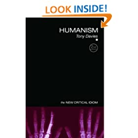 Humanism (The New Critical Idiom)