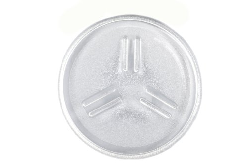 LG Electronics 3390W1A033A 12-1/2-Inch Microwave Oven Glass Turntable Tray